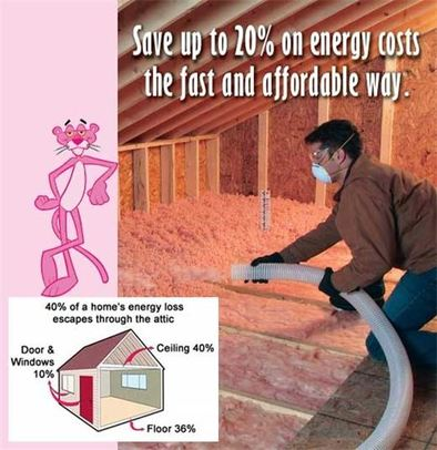 Attic insulation in Maple Grove, MN